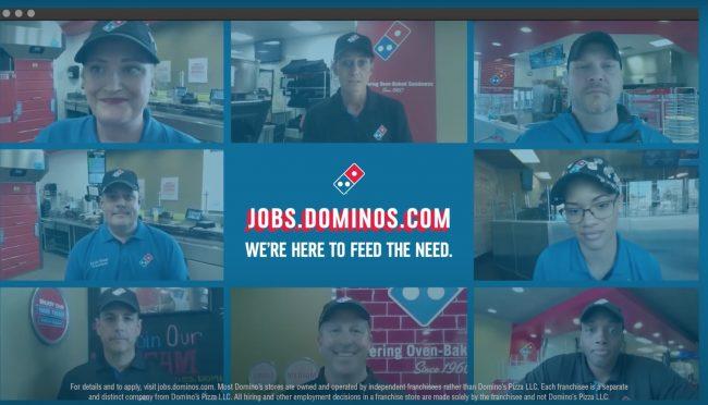 Dominos Ad 3